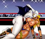 Victoria VS Lamia - by CSSP by xZeroMan