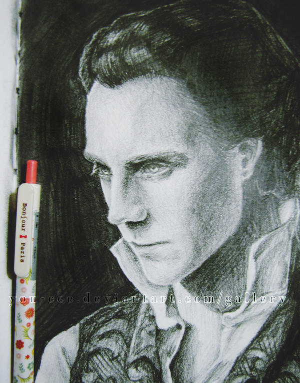 Crimson Peak: Sir Thomas Sharpe (Tom Hiddleston) by YOU-cee