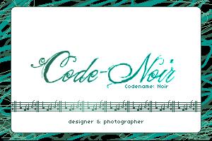 Codename: Noir by Code-Noir