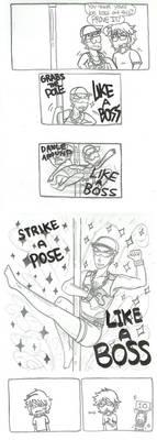 Pole Dancing LIKE A BOSS