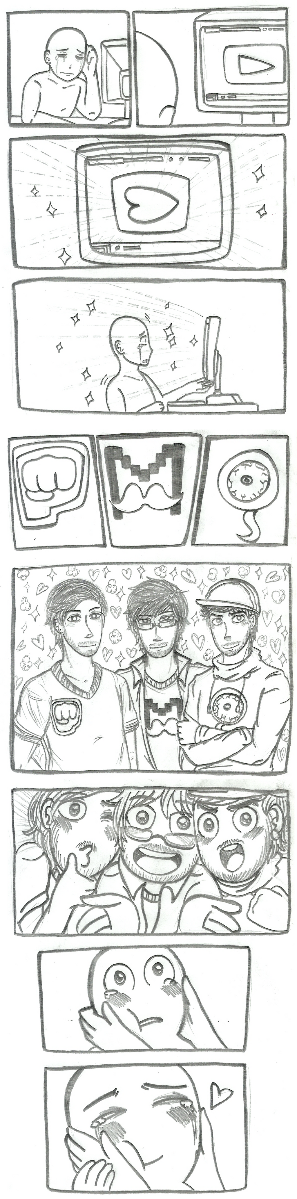 Heroes by Azuneechan