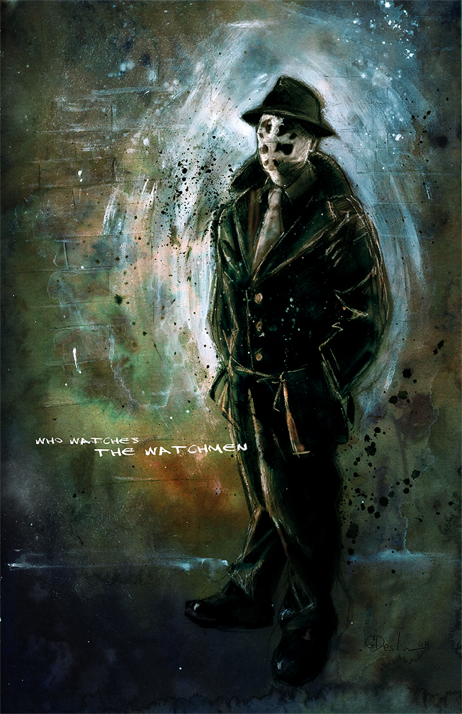 Rorschach by ride3932