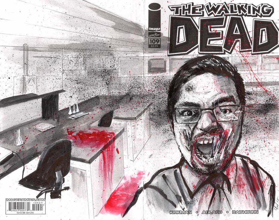 Walking Dead by ride3932