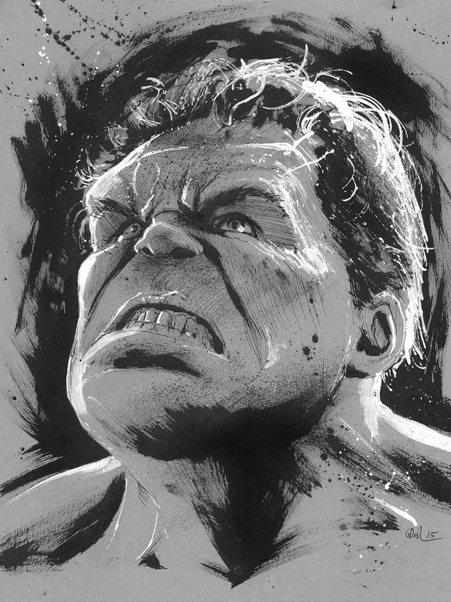 Hulk by ride3932