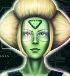 Peridot - Steven Universe - fanart 2