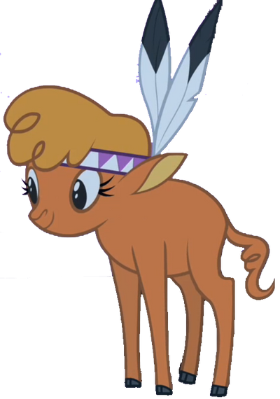 mlp buffalo vector