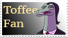 Toffee Fan stamp by JackJack71