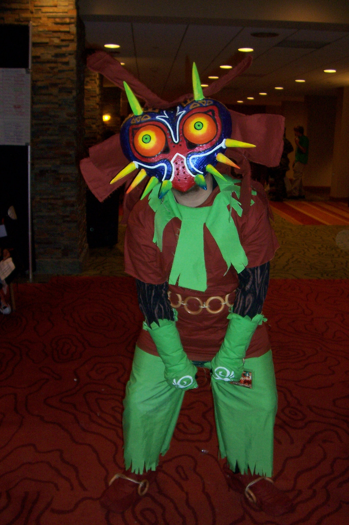 Skull Kid by Di-Chan