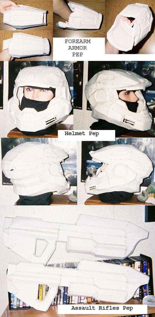 Daft+punk+pepakura+helmet