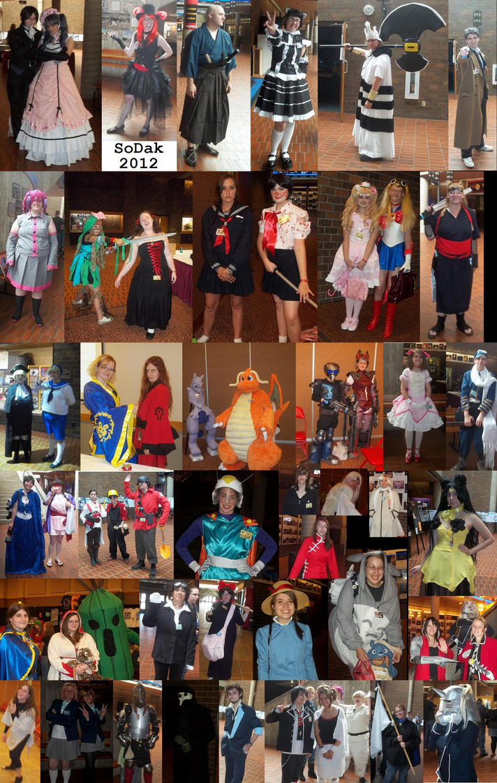 SoDak Anime Convention 2012 by Di-Chan