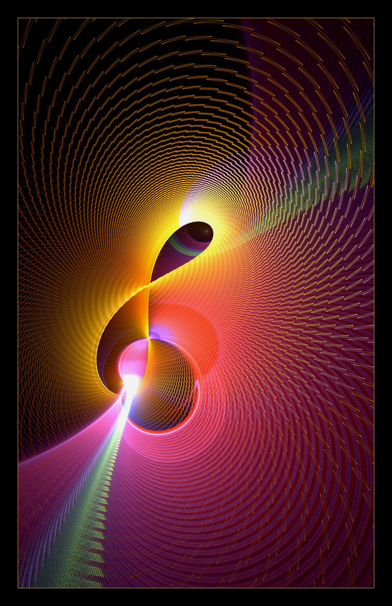 sweet deviantart fractal fractals artwork musical colours sound raw digital notes notebook 2008 backgrounds uploaded user