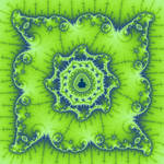 Mandelbrot Zoom 25 by esintu