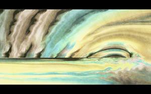 A Splash Of Summer by esintu