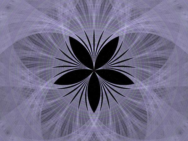 Psyhedelic Flower by esintu