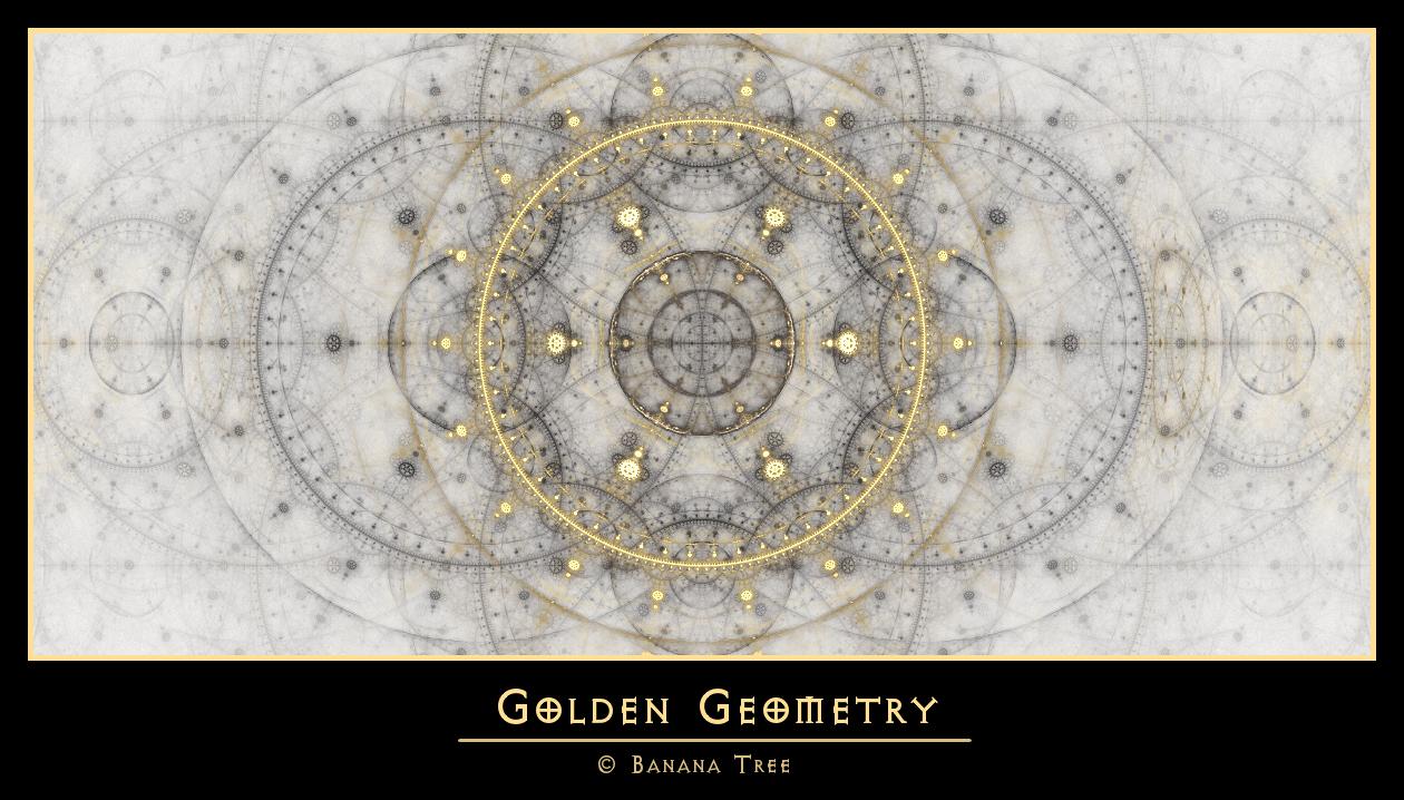 Golden Geometry by esintu