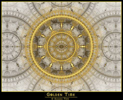 Golden Time by esintu
