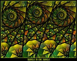 Bungle In The Jungle by esintu