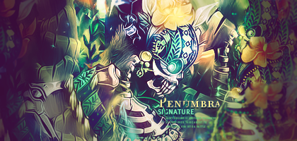 Penumbra signature by Saint-Angerr