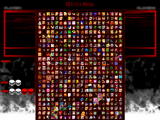 My Mugen Roster As Of June072012 By Smiffypuss On Deviantart