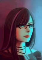 Lilith Steels Portrait Repaint