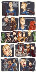 Skyrim belongs to the Dragonborns by oshirockingham