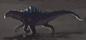 The One I Call Godzilla by oshirockingham