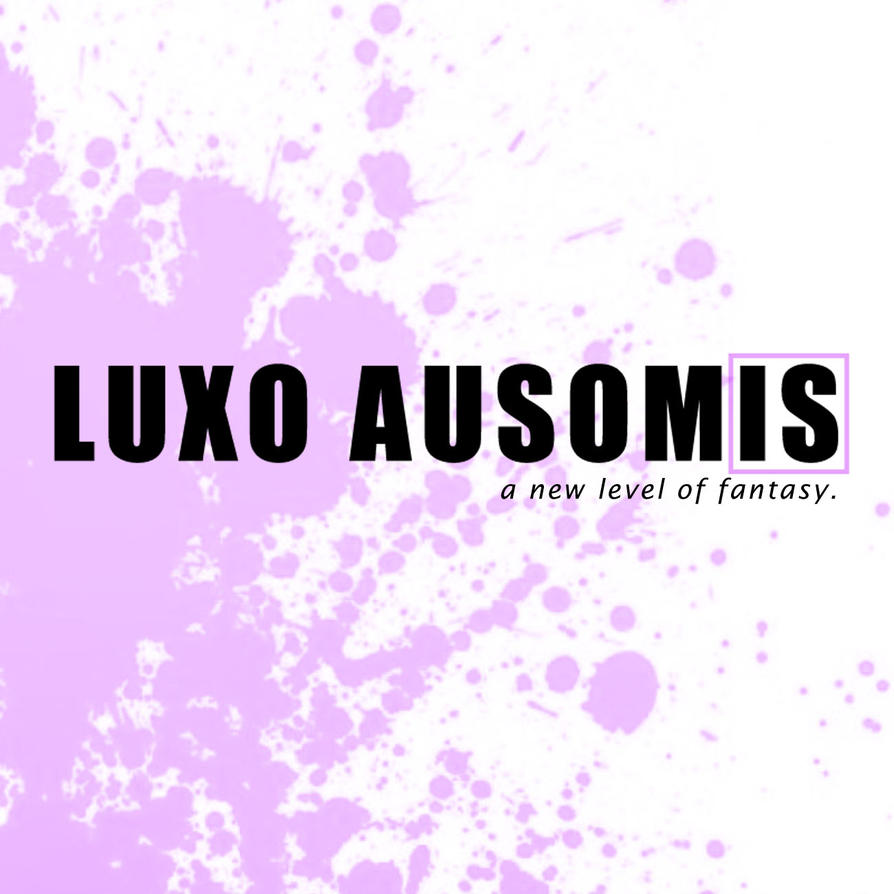 Luxo Ausomis Logo by oshirockingham