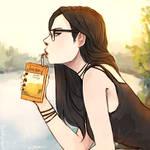 Lilith and Orange Juice