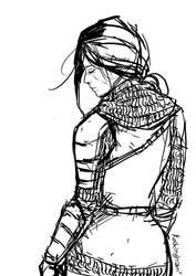 sketch by oshirockingham