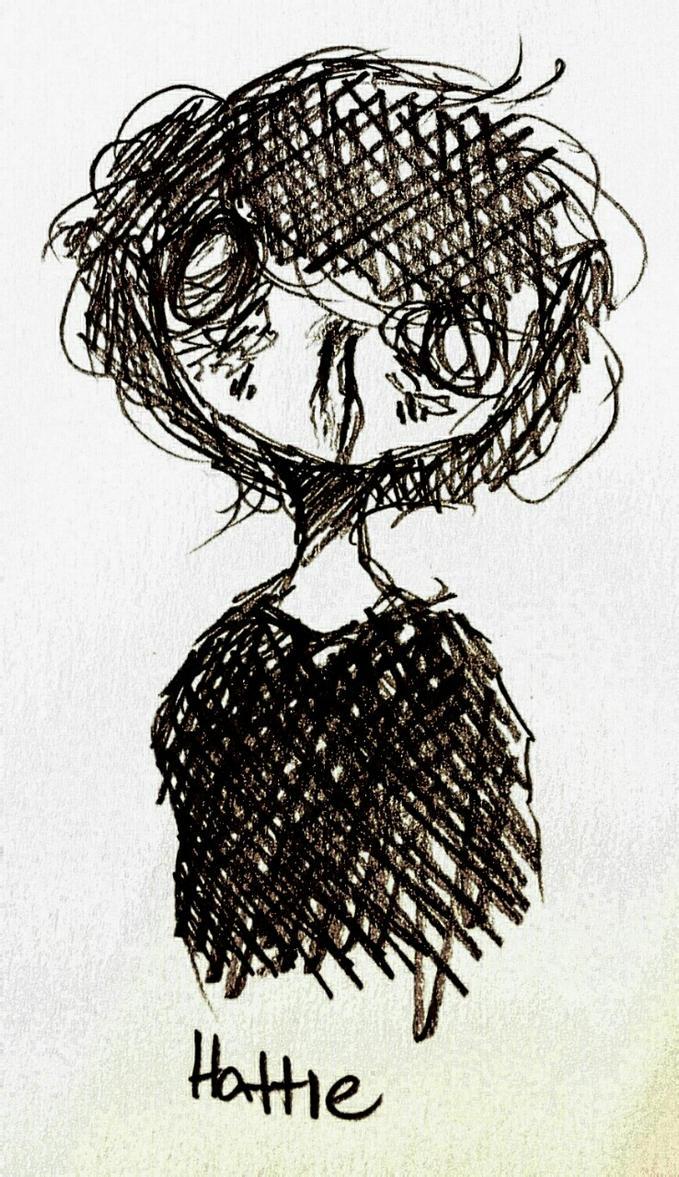 Love me by DespairDrawings
