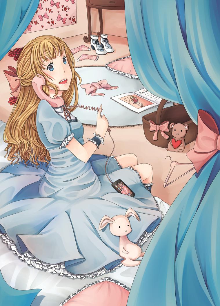Aniway- Modern Lolita by Winoa