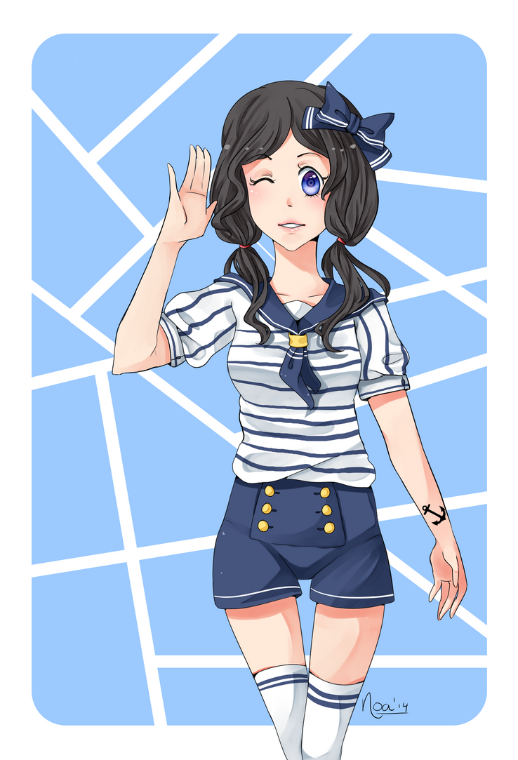 Sailor fashion by Winoa