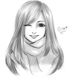 ~ Erza fanart ~ by Lee-chan97