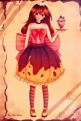 ~ Freya McFlurry ~ by Lee-chan97