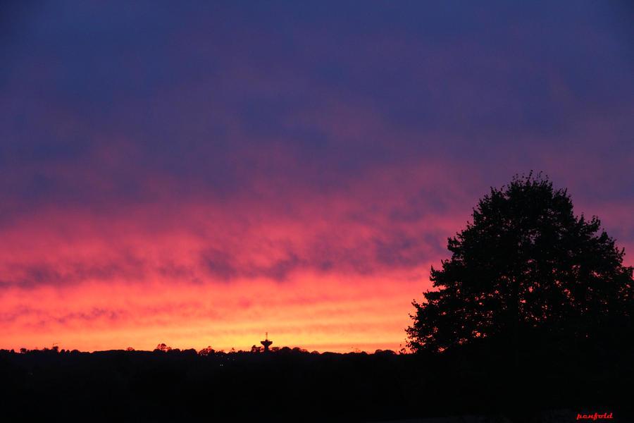 Sunset by penfold5