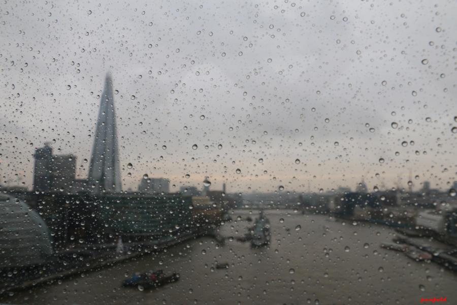 Rainy Day by penfold5