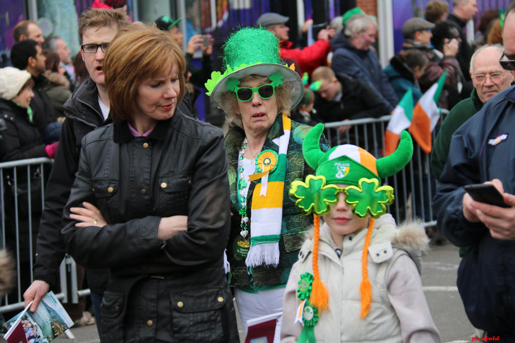 St Patrick's Day Parade by penfold73