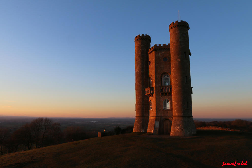Broadway Tower by penfold73