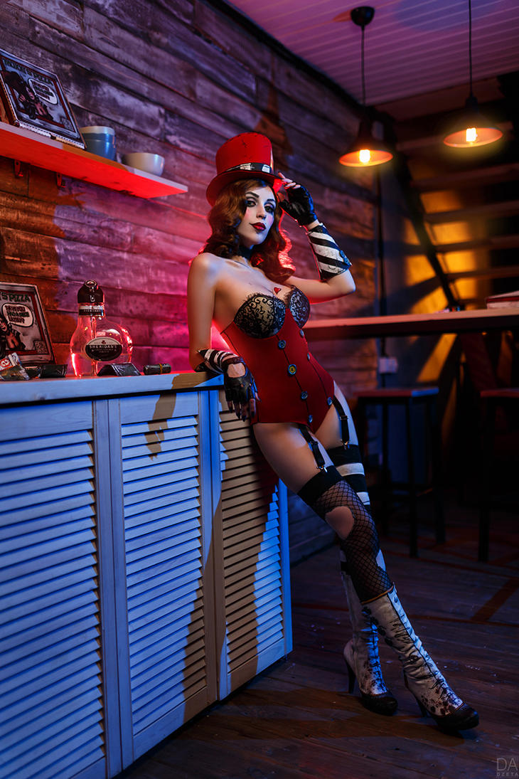 Mad Moxxi Red Light 10 by DariaRooz