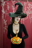 Mad Moxxi Halloween by DariaRooz