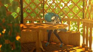Summer sleep [GARDEN HOUSE STAGE DOWNLOAD]