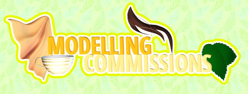 MODELLING FOR MMD COMISSIONS OPEN