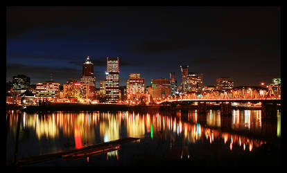 Portland by spacedude89