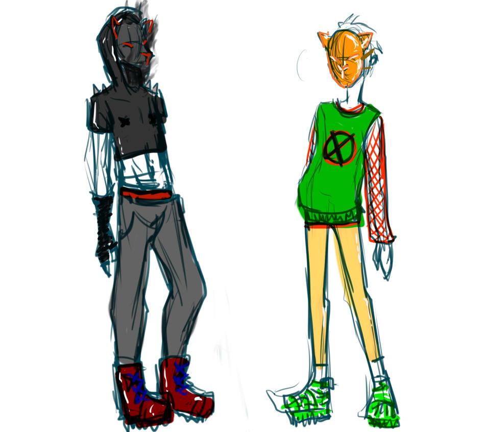 Entrevistas a los personajes - Página 30 Rox_y_jace_fashion_by_nurielexnihilo-dafd8x2