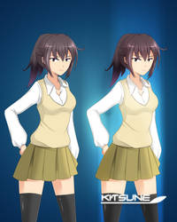 Kitsune new style
