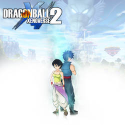 OC Dragon Ball Xenoverse 2 - Laito' and Akei
