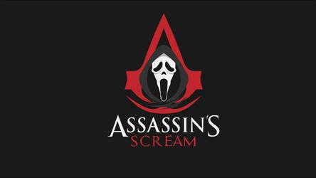 T-Shirt Ghostface Assassin's Scream