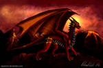 Red Dragon Antares  Redesign