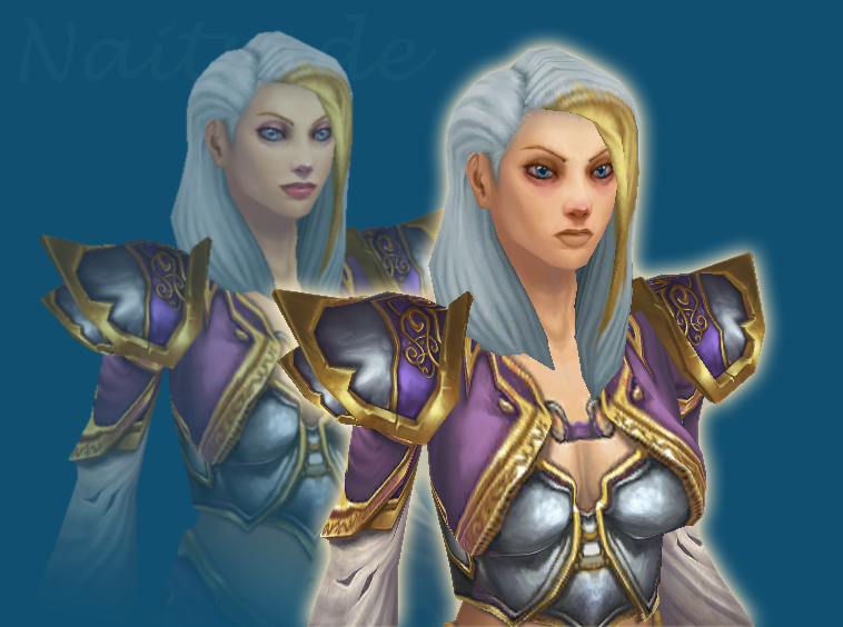 Jaina Model Facelift 2 by Naitsade