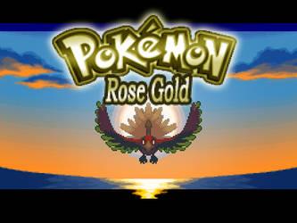 Pokemon Rose Gold by AtomicReactor